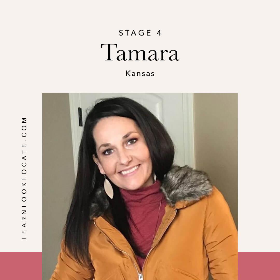 Tamara - Stage 4