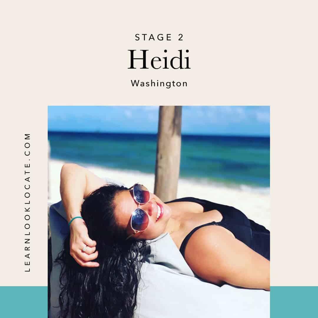 Heidi - Stage 2